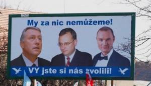 Volby 2010 - kde je vrchol trapnosti?