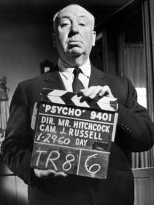 Ilustrační foto - Alfred Hitchcock
