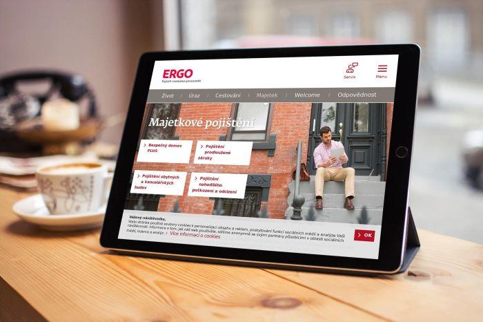 pojištění, majetek, online