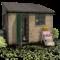 Co všechno si na zahradě zvládnete postavit svépomocí? Třeba i pohodlnou saunu