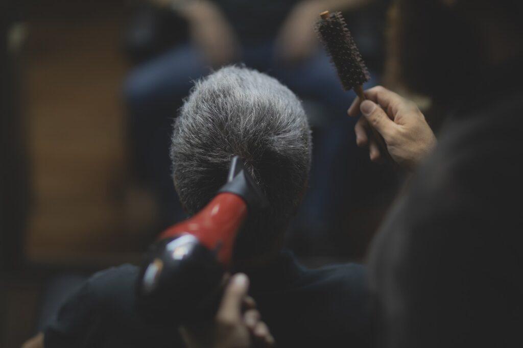 Barber Shop In Iran Iran Cosmetology - mostafa_meraji / Pixabay