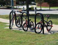 Bicycles Bicycle Parking Rack  - Ray_Shrewsberry / Pixabay