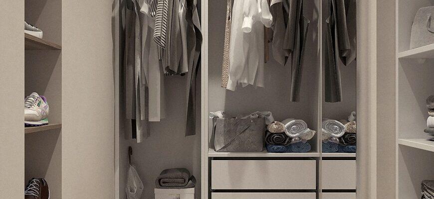 Closet Visualization Interior Design  - Victoria_Borodinova / Pixabay