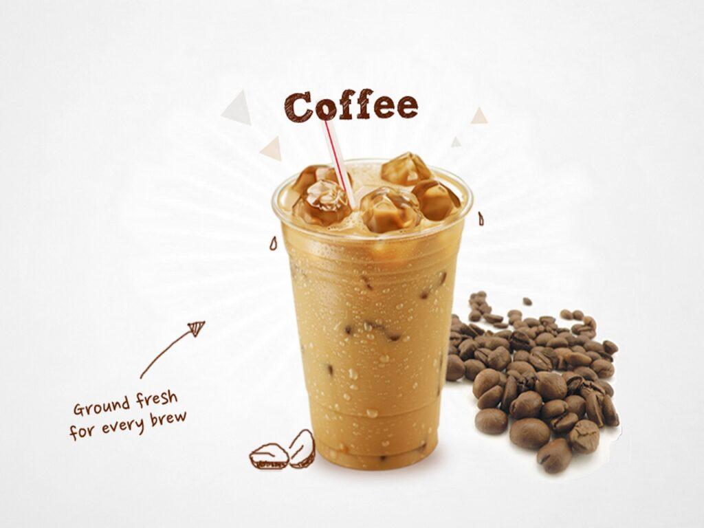 Coffe Ice Coffee Cappuccino Coffee  - SixpathofDewa / Pixabay