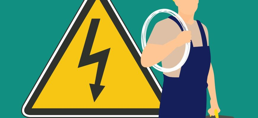 Electrician Job Maintenance  - mohamed_hassan / Pixabay