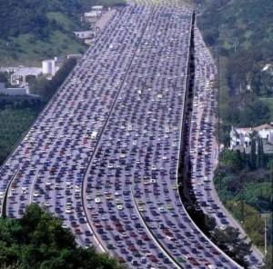 Hromadná doprava - takto by to nešlo!