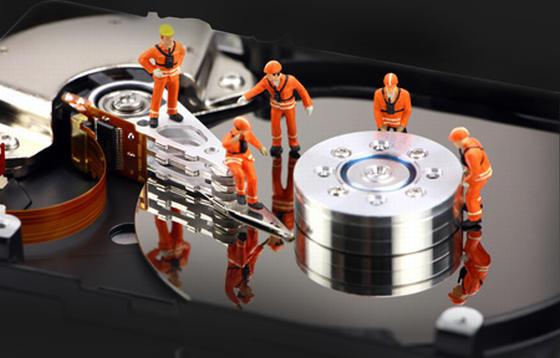 Jak zachránit smazaná data