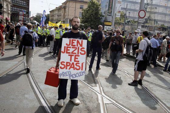 Stávka není řešení - alespoň někdo v tom má jasno!