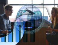 Meeting Globe Chart Statistics  - geralt / Pixabay