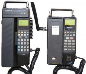 Nokia 620, 720 (vše NMT-450) {1993/1996}