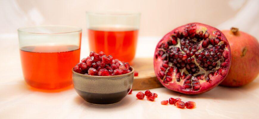 Pomegranate Fruit Sweet Vitamins  - SusaWick / Pixabay