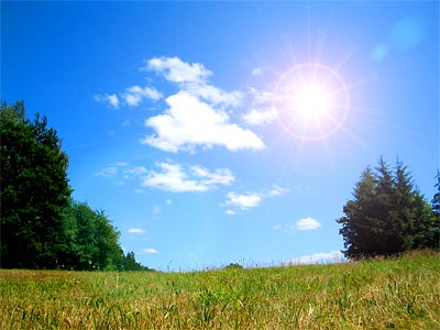 Jaké bude počasí v červenci a o prázdninách?
