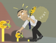 V bance vám nepůjčí? Nezoufejte! Naštěstí existují nebankovní půjčky!