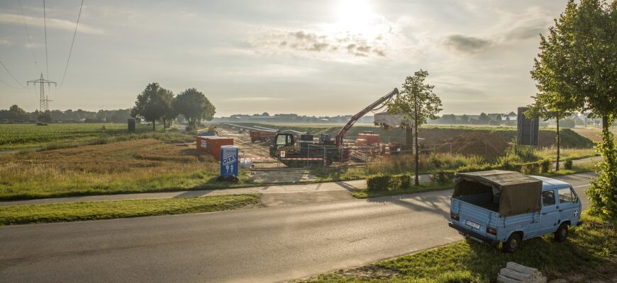 Zeelink Pipeline Immerath Site Tube  - kueckhovener / Pixabay