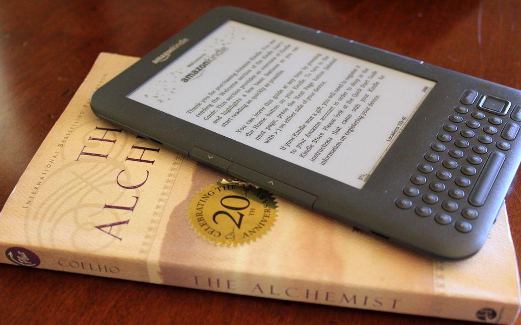 Zkušenost: Nákup Amazon Kindle 3 z USA díl 1.